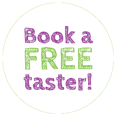 FREE Taster Session! Click here to book yours now!