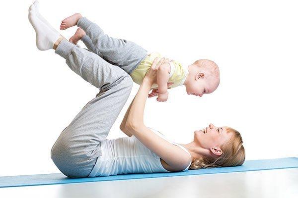 Baby Explorers - Baby Yoga