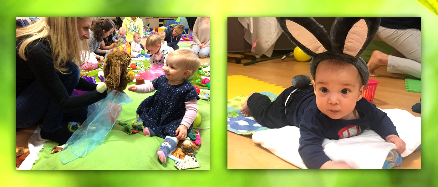 Baby Explorers - Leap Into Our Spring Term