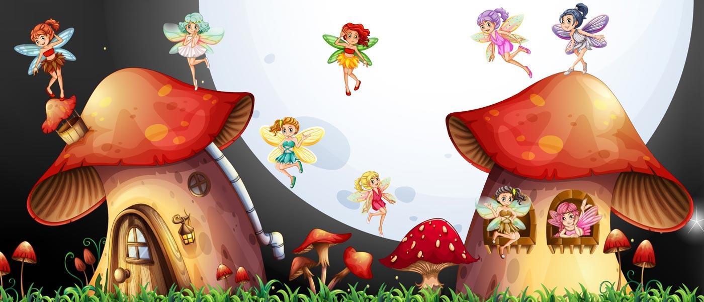 Baby Explorers - Early Years Multi-Sensory Development Classes -Magical Garden