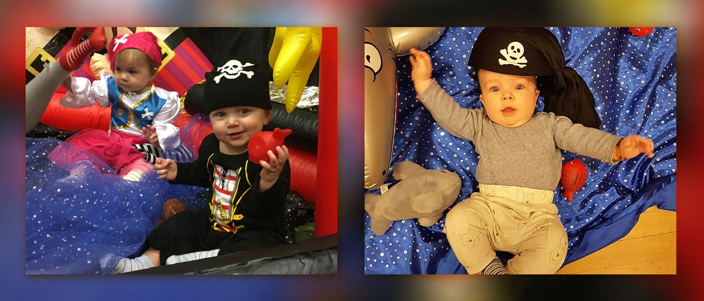 Shiver Me Timbers - Pirates at Baby Explorers
