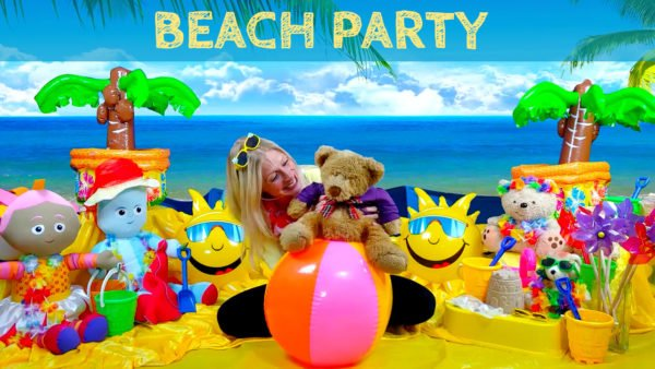 Baby Explorers Beach Party
